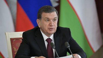Президент Узбекистана обсудил с Игорем Шуваловым инвестиционные проекты