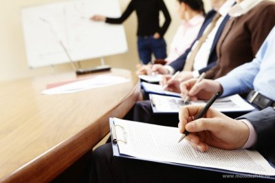 Сотрудники УПФР в г. Белая Калитва  и Белокалитвинском  районе провели более 40 встреч с трудовыми коллективами Белокалитвинского  района