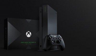 В Microsoft уверены, что высокая мощность сделает консоль Xbox One X популярной