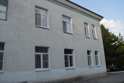 В педиатрическом отделении Белокалитвинской ЦРБ установили новые окна