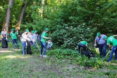 Экологический субботник «Зеленая Россия» в Ростовской области начнется с уборки Ботанического сада