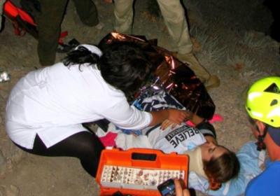 25-летняя туристка из Ростова сорвалась с горы в Крыму при попытке сделать селфи