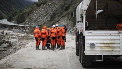 Сошедший в КБР сель отрезал 27 турбаз от федеральной автодороги