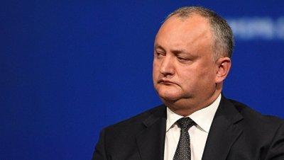 Додон пообещал не допустить развязывания конфликта в Приднестровье