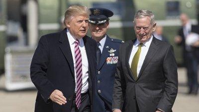 Глава Пентагона: любая атака на США и союзников встретит военный ответ