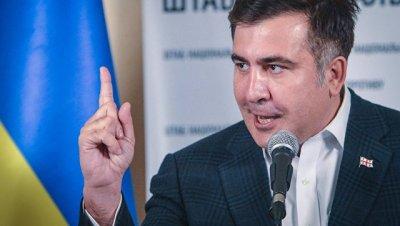 Саакашвили посоветовал Киеву отказаться от идеи о миротворцах в Донбассе