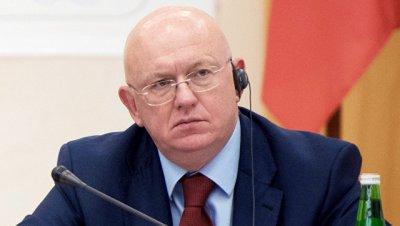 Небензя назвал преждевременным рассмотрение проекта резолюции ООН по КНДР