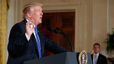 Трамп аргументировал решение об отмене программы для нелегальных мигрантов