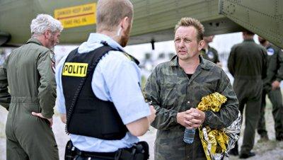 Датский суд продлил арест подозреваемого в гибели шведской журналистки