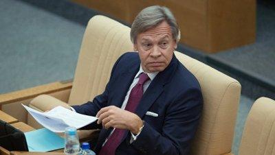 Пушков прокомментировал план Киева переименовать операцию в Донбассе