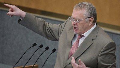 Жириновский прокомментировал обострение ситуации вокруг КНДР