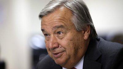 Генсек ООН заявил о необходимости коллективных мер в случаях геноцида
