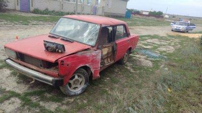 В Белокалитвинском районе произошло ДТП со смертельным исходом