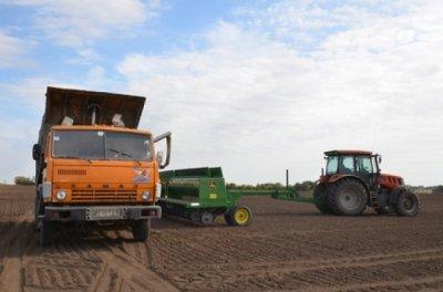 Аграрии Белокалитвинского района готовятся к осеннему севу