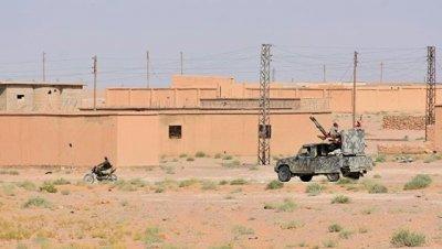 Авиация коалиции США в Сирии прекратила наблюдение за конвоем ИГ*