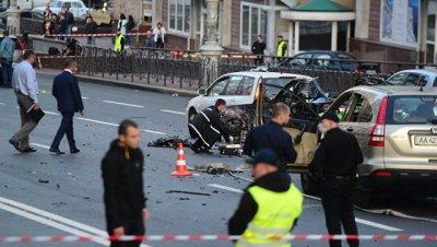 Взрыв в центре Киева намерены квалифицировать как теракт