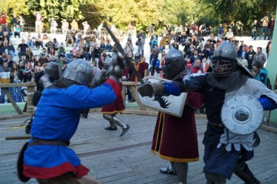Мечи, доспехи и средневековые забавы: в Ростове пройдет рыцарский турнир
