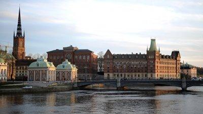 В Швеции во время учений погиб польский моряк