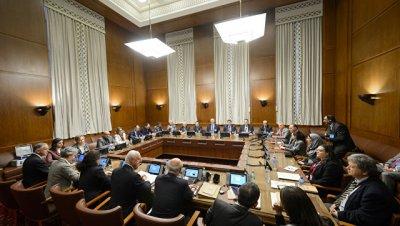 Россия и Франция провели консультации по Сирии