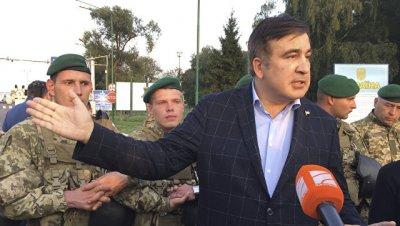 Саакашвили заявил, что направляется во Львов