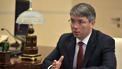 На выборах в Бурятии лидирует врио главы региона Цыденов