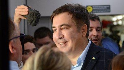В партии Саакашвили сообщили о планах собраться вечером во Львове