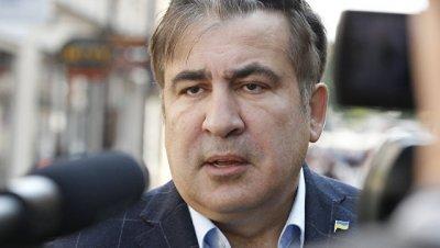 Саакашвили добрался до польско-украинской границы на автобусе
