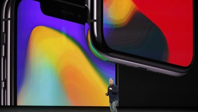 Apple представила новейший IPhone X
