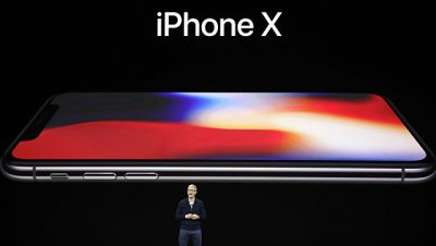 Стала известна цена нового iPhone X
