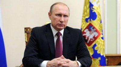 Владимир Путин поздравил Ростовскую область с 80-летним юбилеем