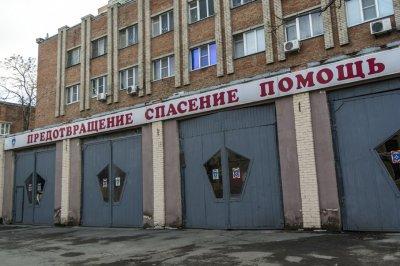 Под Ростовом загорелась трава на площади два гектара