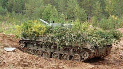 Российские военные, участвующие в