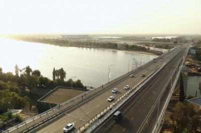 В Ростове ограничат движение транспорта из-за торжественного открытия Ворошиловского моста