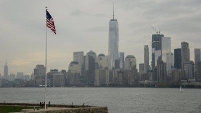 Власти Нью-Йорка усилили меры безопасности из-за теракта в Лондоне