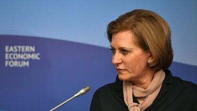 Европа значительно отстает от России в борьбе с корью, заявила Попова