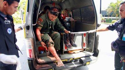 Два человека погибли в результате взрывов на юге Таиланда