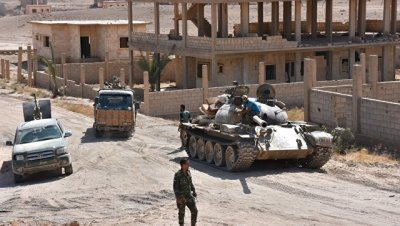 Коалиция США обвинила ВКС России в ударе по бойцам сирийской оппозиции