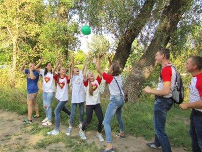 Волонтеры отряда «Открытое сердце» организовали экологический субботник «Зеленая Россия»