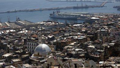 В Алжире ожидают Медведева с визитом 10 октября