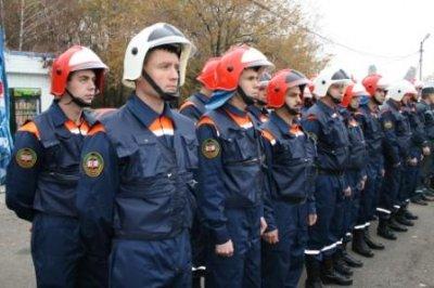 В Белой Калитве прошли соревнования спасателей
