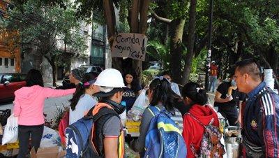 Венесуэла направила гумпомощь в пострадавшую от землетрясения Мексику