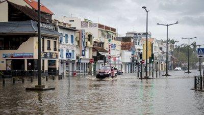 СМИ: в Доминике жертвами урагана