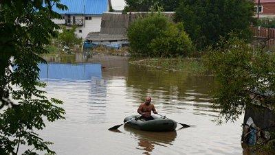 В Приморье сняли введенный в августе из-за паводка режим ЧС