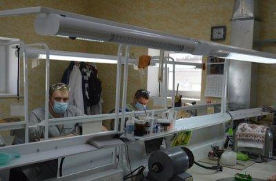 В Белой Калитве завершился капитальный ремонт городской стоматологической поликлиники