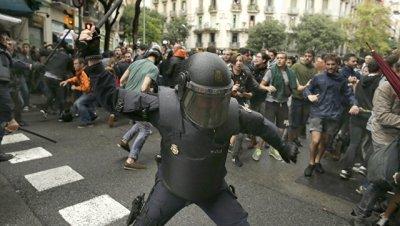 ситуация с референдумом в Каталонии стала европейской проблемой