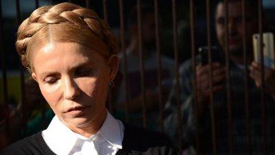 Погранслужба Украины обвинила Тимошенко в незаконном пересечении границы