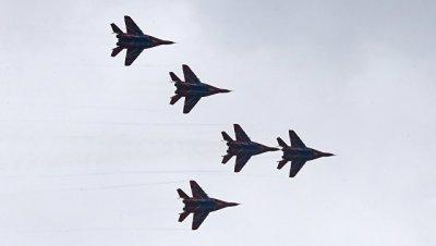 В Сербию доставили шесть истребителей МиГ-29