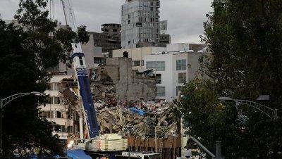 Число жертв землетрясения в Мексике увеличилось до 369