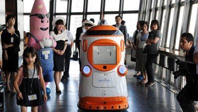 Роботов к 2035 году станет больше, чем людей, считает эксперт