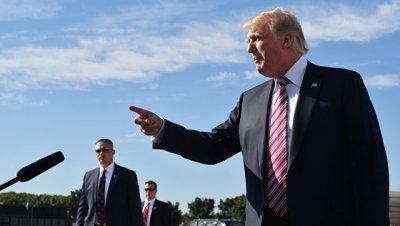 СМИ сообщили, когда Трамп объявит об аннулировании ядерной сделки с Ираном